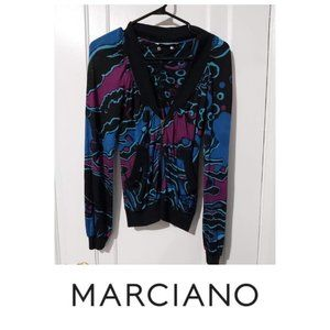 Marciano Zip-Up Cardigan